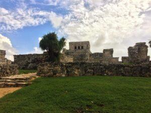 Rovine di Tulum Messico Riviera Maya