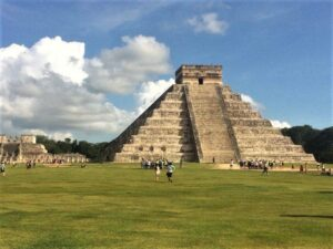 Sito archeologico di Chicèn Itzà in Messico Riviera Maya