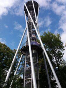 Torre Schollsberg a Friburgo di Brisgovia in Germania