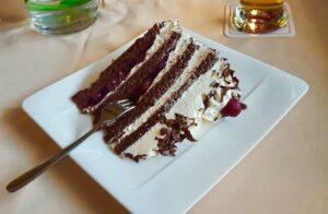 Torta foresta nera in Germania
