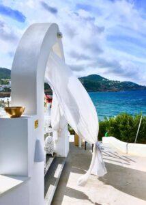 Ingresso Ristorante ad Ibiza Spagna