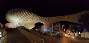 Il Metro Parasol Spagna