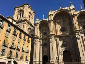 Basilica di San Giovanni a Granada Spagna