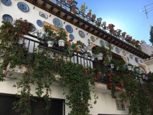 Quartiere ebreo Albayzin di Granada