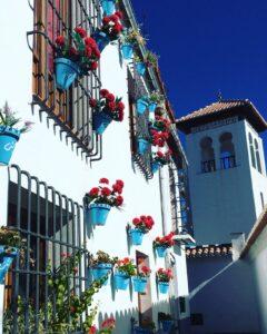 Quartiere ebraico Albayzin di Granada