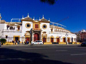 Arena dei tori Spagna