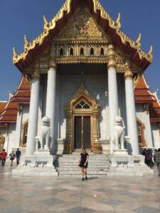 Wat Benchamabophit quartiere Dusit