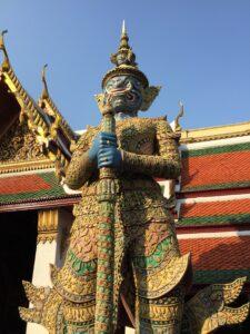 Statua Bangkok