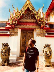 Porte Templi a Bangkok
