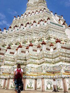 Wat Arun Tempio dell'Alba Thailandia