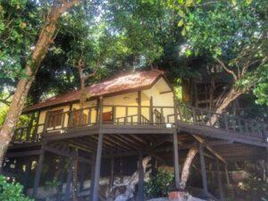 Casa sull'albero dove alloggiare alle Isole Similan