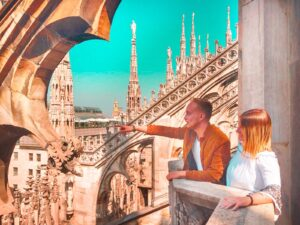 Tetti Duomo di Milano