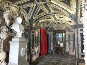 Sotterranei e grotte Villa Isola Bella