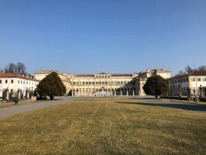 Esterno Villa Reale di Monza