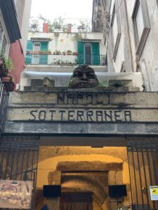 Ingresso Napoli sotterranea