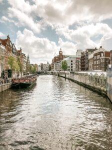 Canale di Amsterdam Olanda