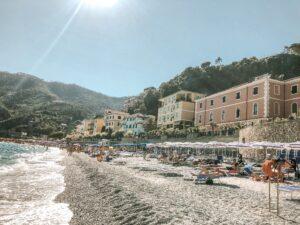 Spiaggia Monterosso Cinque Terre