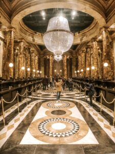 Gringotts Banca dei maghi Tour Londra
