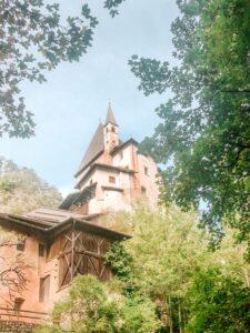 Santuario di San Romedio in Trentino