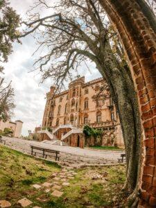 Castello di Novello nelle Langhe