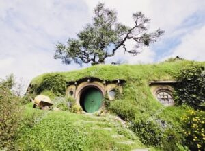 Casa a Hobbiton