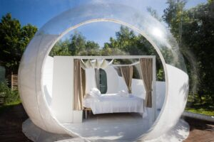 Bubble room in Trentino Alto Adige