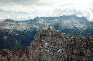 Rifugio sulla montagna