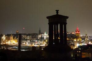 Notte ad Edinburgo