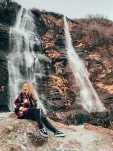 Cascate dell' Acqua fraggia Chiavenna